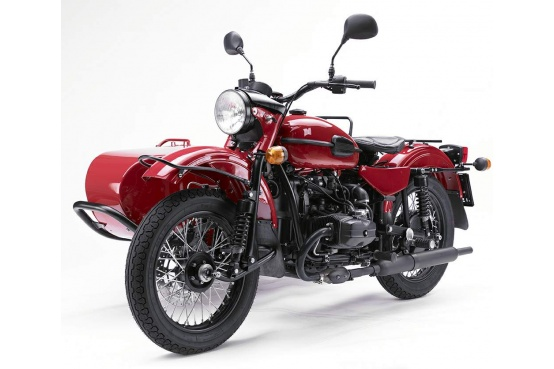 Ural Red October LE